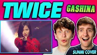 TWICE - 'Gashina' Performance at Music Bank Chile REACTION!!…