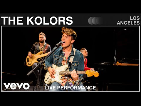 Смотреть клип The Kolors - Los Angeles