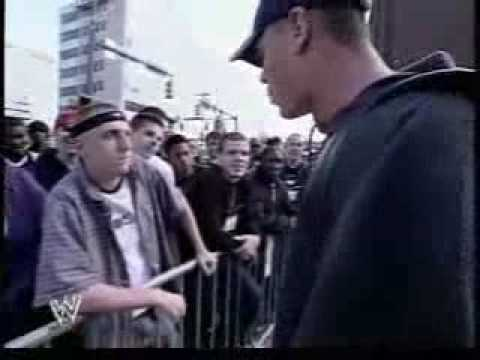 Wwe Rap Battle John Cena Battles A Fan