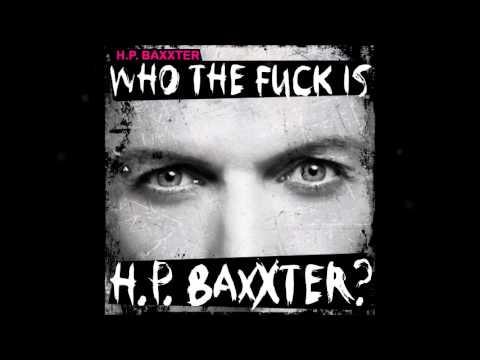 01-H.P. Baxxter - Who The Fuck Is H.P. Baxxter (by DJ VF)