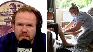 James O'Brien responds to Boris Johnson's claim care homes didn't follow guidance