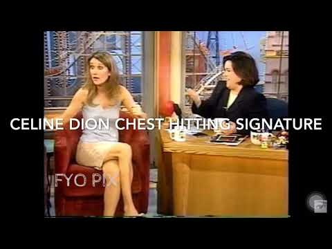 Celine Dion Chest Hitting Signature Mp3