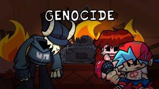 Genocide - fnf remix