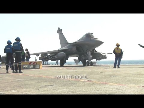 French Ministry Of Defense - Rafale Marine Multi-Role Fighter [1080p]