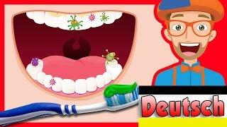 Zahnputz-Song von Blippi | Der 2 Minuten Zahnputzspaß für Kinder