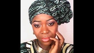 GRWM n°1 : Maquillage cérémonie ouest-africaine #attaché FOULARD ou GELE (bazin Bamako)