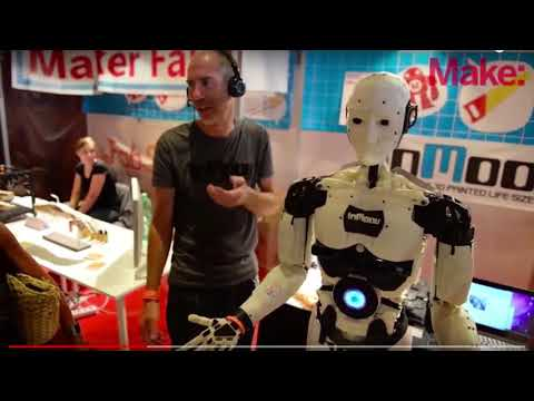 Jinqiao Mini Maker Faire Promo 2018