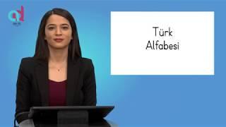 الحروف التركية