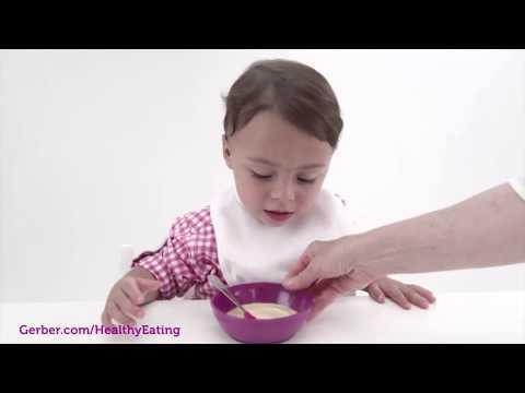 อาหารสำหรับเด็ก 2 ขวบพัฒนานิสันการกินกัน