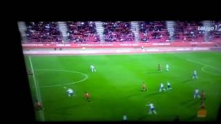 Golazo de Juan Muñoz(Mallorca 2-2 Zaragoza)