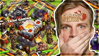 CLASH OF CLANS for the first time in TWO YEARS