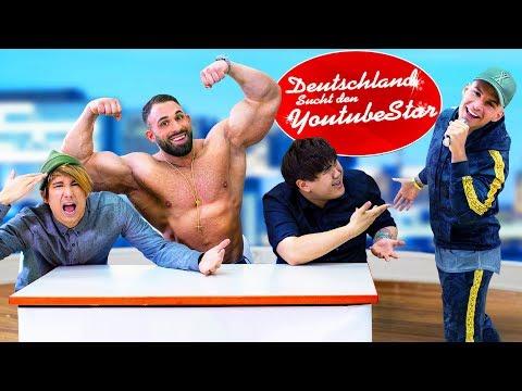 DEUTSCHLAND sucht den YOUTUBE STAR (Mit heftigen Special Guests) | Julien Bam