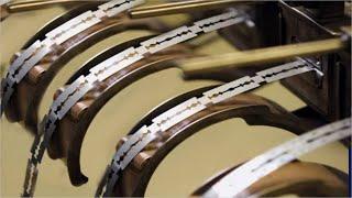 फैक्ट्री में इस तरह से बनते है रेजर बलेड - Razor Blades Manufacturing Process Hindi