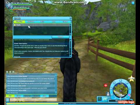 SSO - Quests! Love at first video game
