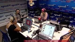Татьяна Судец на радио Маяк