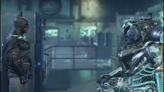Batman Return to Arkham City - Loose Ends: Nora Fries (Heart of Ice)