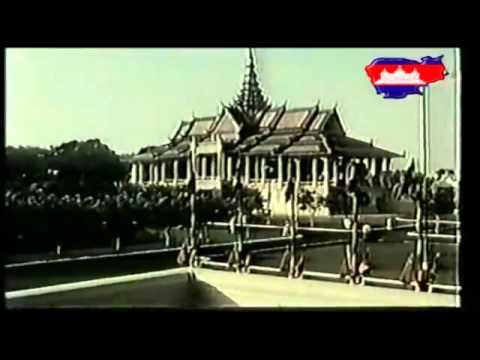 Cambodia May 1963    HM Norodom Sihanouk received China President Liu Shaoqi