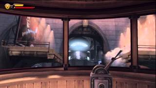 Bioshock Infinite - Port Prosperity: Gonola Ride Robert & Rosalind Lutece Quantum Particles PS3