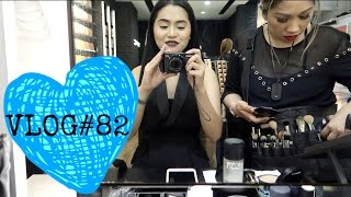 VLOG#82: First Time Doing Workshops ft. MAC Cosmetics PH | Anna Cay ♥ thumbnail