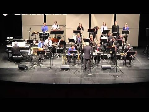IUP JAZZ ENSEMBLE - Kevin Eisensmith, director