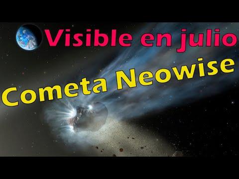 Cometa C/2020 F3 (NEOWISE) ¿Cometa a la vista en julio?