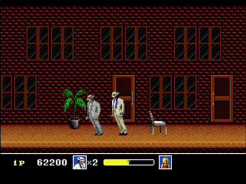 Michael Jacksons Moonwalker  Full Game  Part 13