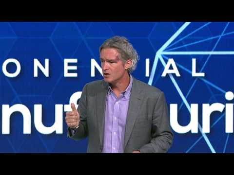 The Fourth Manufacturing Revolution | Geoff Tuff | Exponential Manufacturing