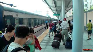 shanghai to guilin by t77 night slepper train trip to china part 54 full hd travel video