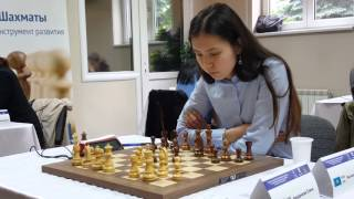 Финал Чемпионата Республики Казахстан по шахматам.  г. Алматы, 03. 05. 2016 г.(, 2016-05-03T10:27:43.000Z)