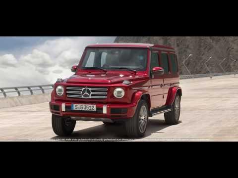 G-Class: Stronger Than Time | Mercedes-Benz UK