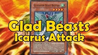 Glad Beast Icarus Attack style