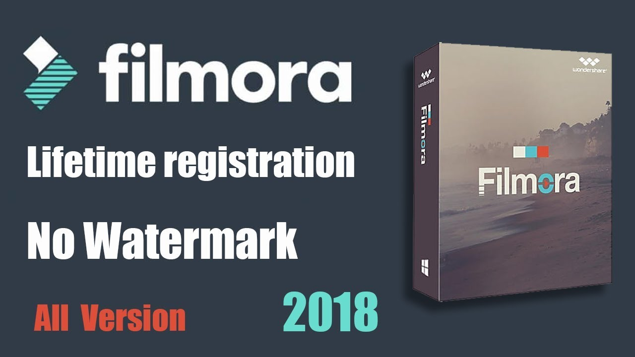 filmora for pc no watermark