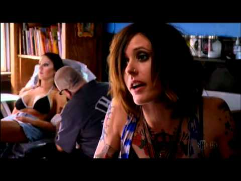 Kate Moennig In Dexter In HQ
