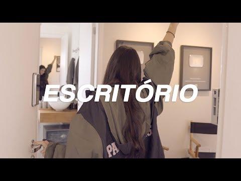TOUR PELO ESCRITÓRIO