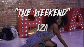 "SZA - ""The Weekend"" 