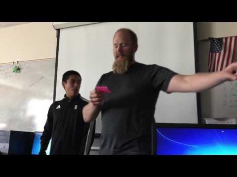 Teacher vs Student Rap Battle