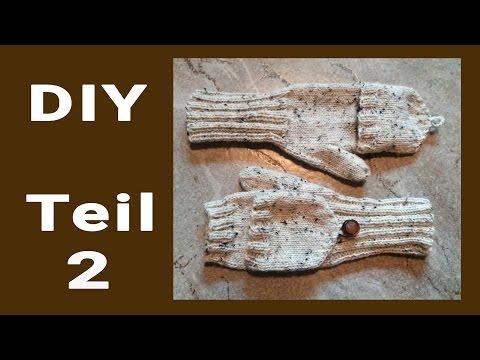 DIY • Marktfrauen-Handschuhe Stricken  # 2  * Julebuergerfee
