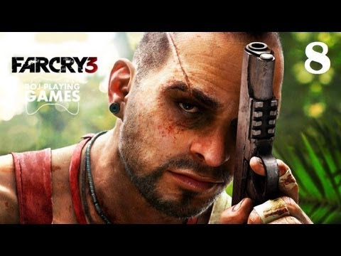 Far Cry 3 #8 Dr House loves to buck (Roj-Playing Games!)