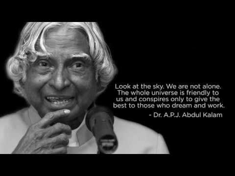 National Anthem - A Tribute To Dr. Abdul Kalam