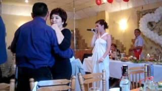 Выступление на свадьбе Мишановой Ольги - 2