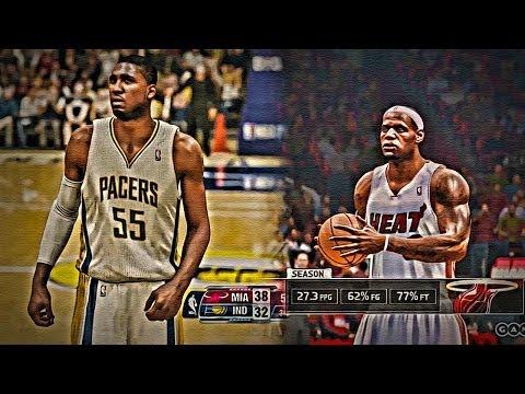 NBA 2K14 Vs NBA Live 14 Next Gen Official Graphics ...