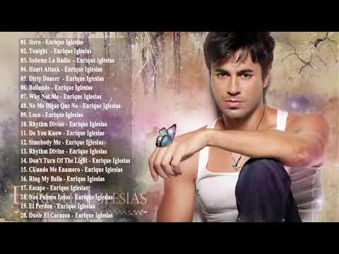 Baixar Enrique Iglesias Greatest Hits Full Album - Enrique Iglesias Best Songs Ever