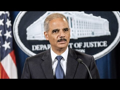 Eric Holder's Failure Allowed Banks To Cripple Puerto Rican Economy