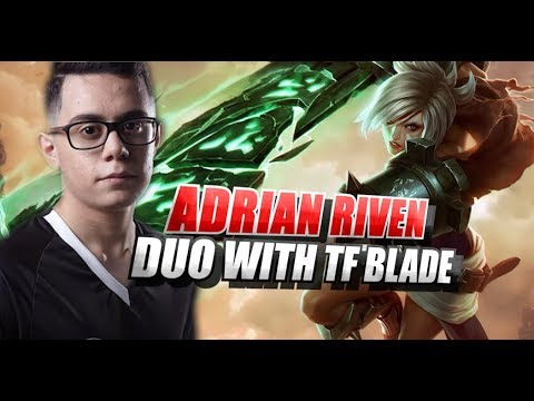 Adrian Riven & TF Blade Duo Unranked to challenger
