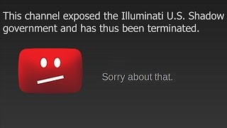 2015 ILLUMINATI FINALLY Taking Action Against Big TruthChannels + Alex Jones