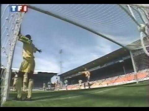 ASSE 0-1 Nantes - Demi-finale de la Coupe de France 1992-1993