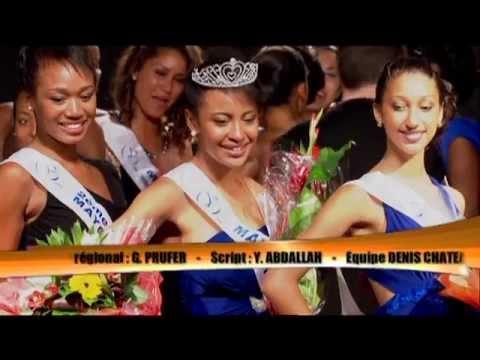Les 5 dernières minutes de Miss Mayotte 2013