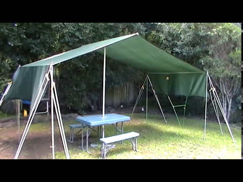 Best Camping Ideas High Pressure Portable Shower Youtube