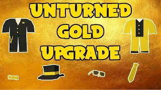 GET UNTURNED GOLD NOW!!! (FEATURES)