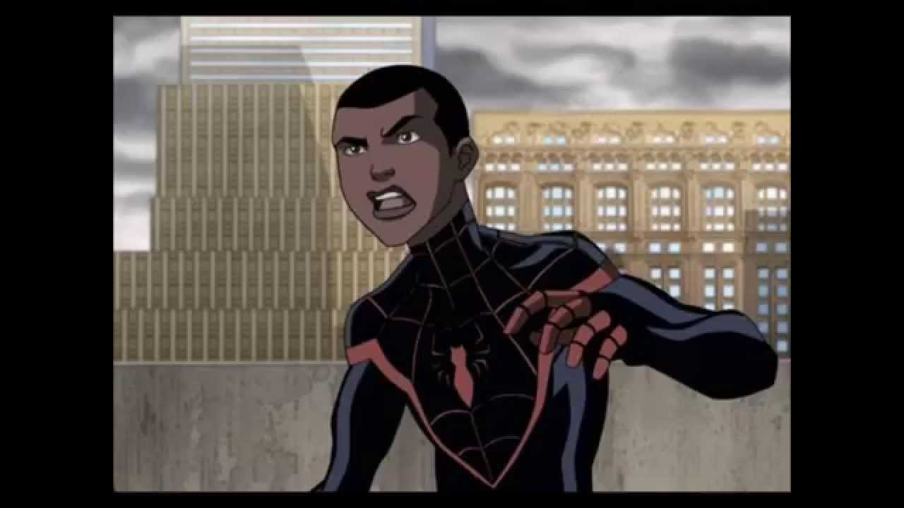 miles in ultimate spider man web warriors episode link now miles in ultimate spider man web warriors episode link now included